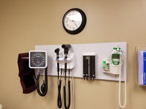 properly cared for medical equipment